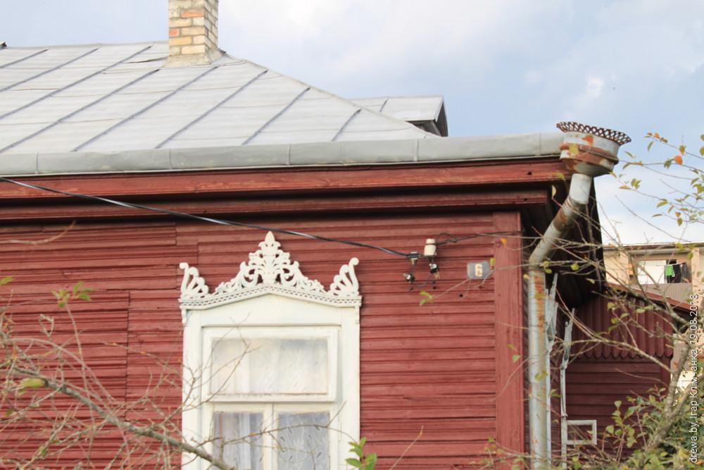 Міжваенныя дамы у г.Косава, на вул.Касцюшкі,  дом№6