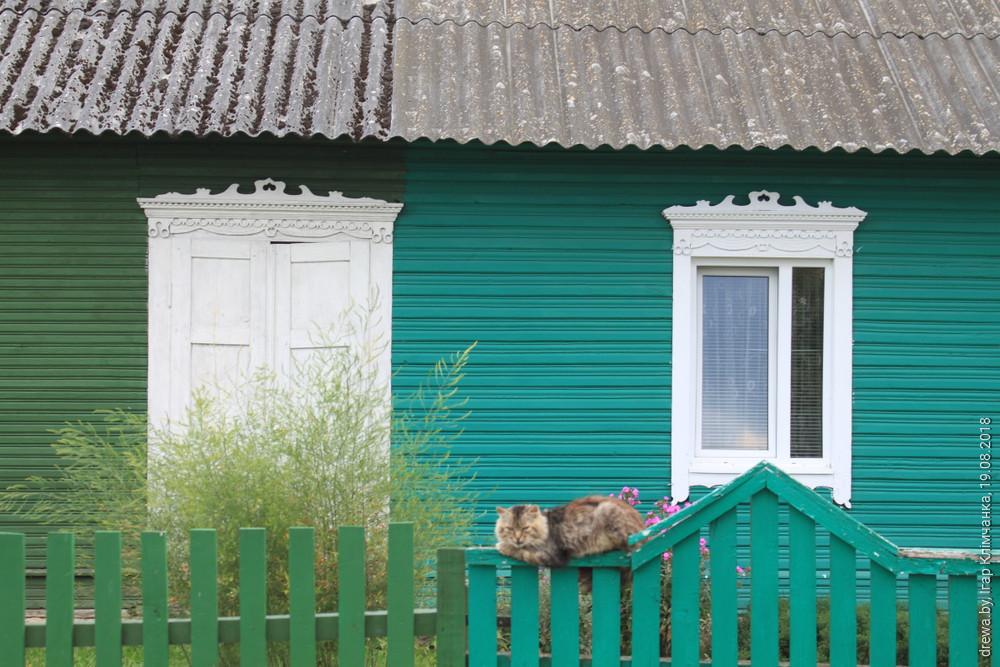 Міжваенныя дамы у г.Косава, не вул.Касцюшкі,  дом №11