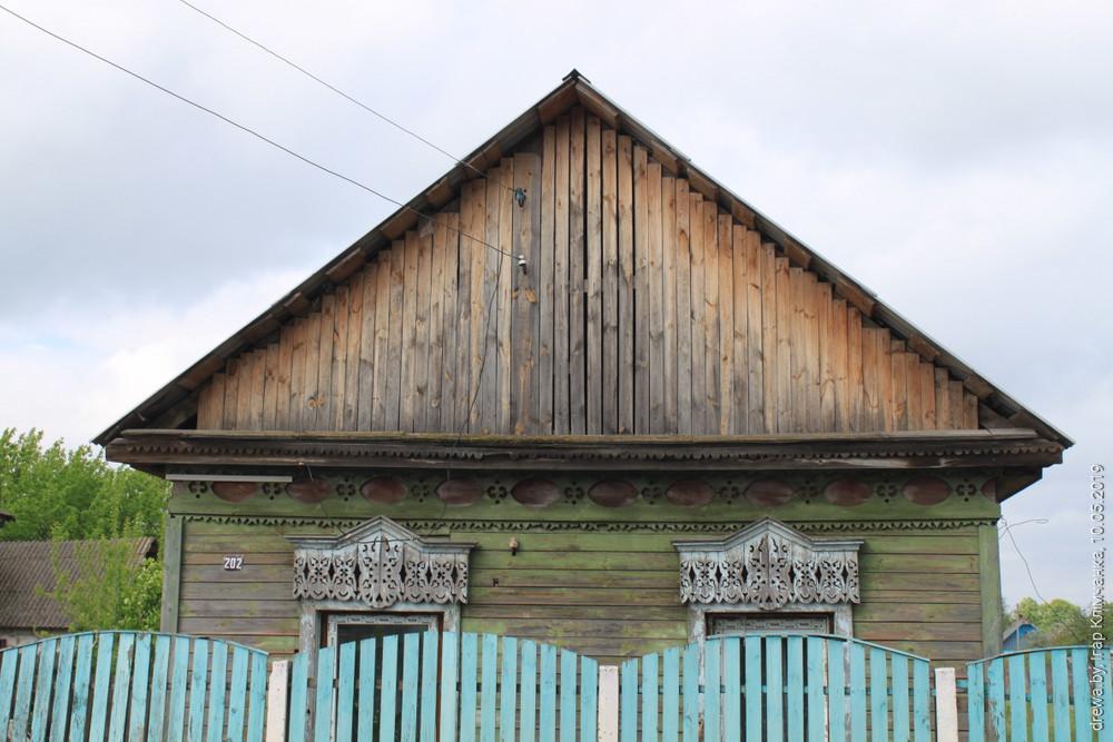 """Васілевічы, Забудова раёну """"Брэлі"""" ( Савецкая  202)"""