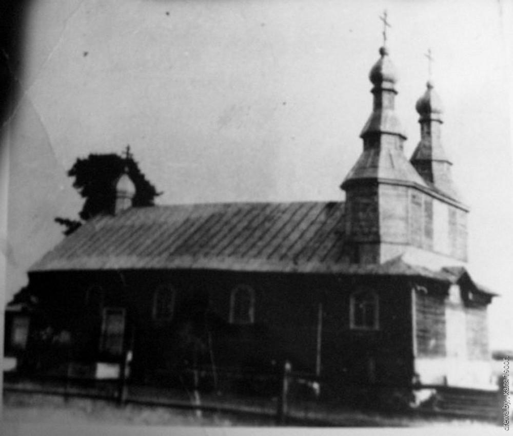 Свята-Пакроўская царква  ў в.Жукаў Барок