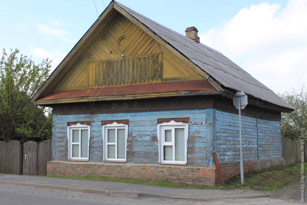 """Васілевічы, Забудова раёну """"Брэлі"""" ( Савецкая  - 190)"""