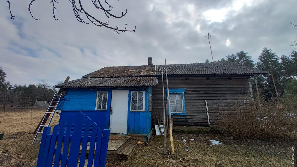 Арыгінальнае гонтавае пакрыццё даху