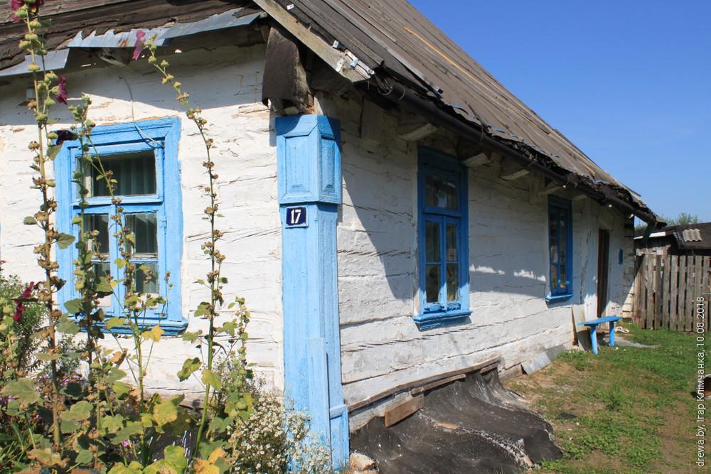 Каменка. Крамы на Рынку (вул.Земцова-17)