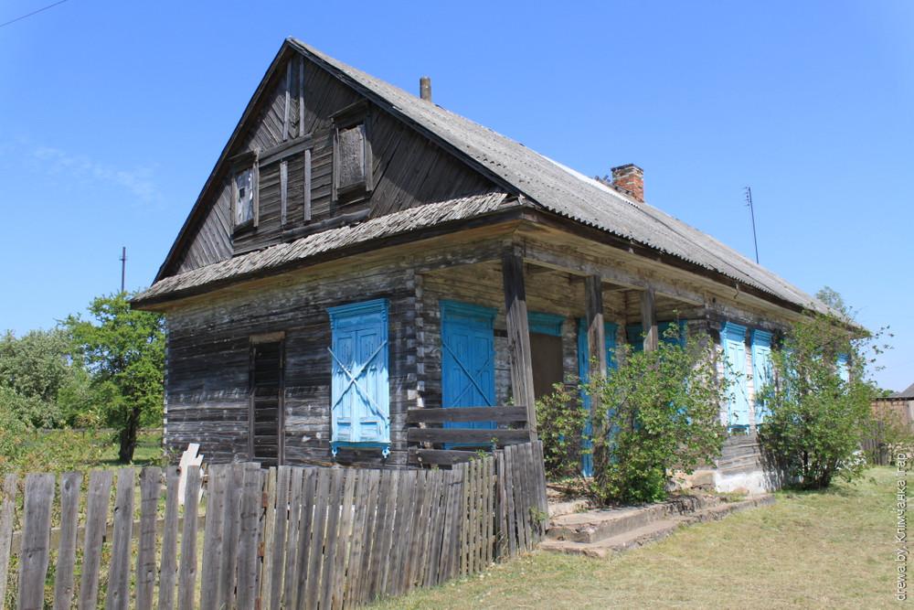 Дом малочніка ў Сіняўцы.