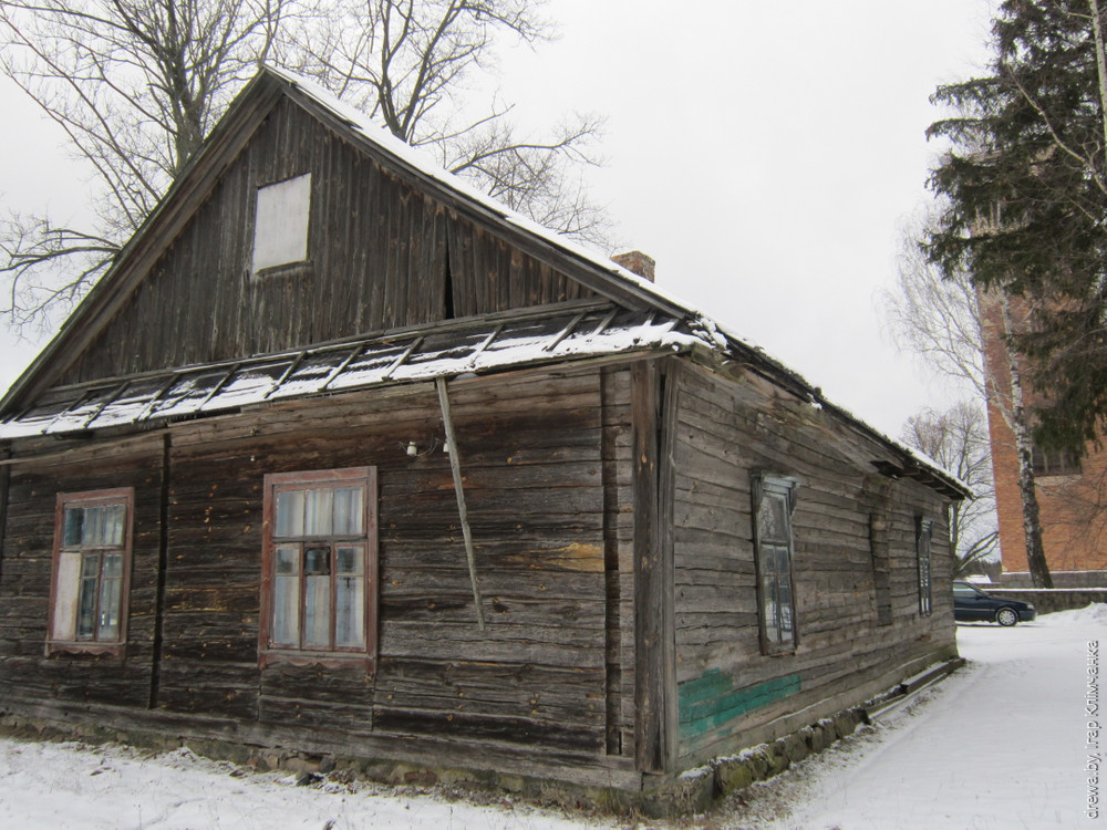 Хатава. Школа (будынак №1)