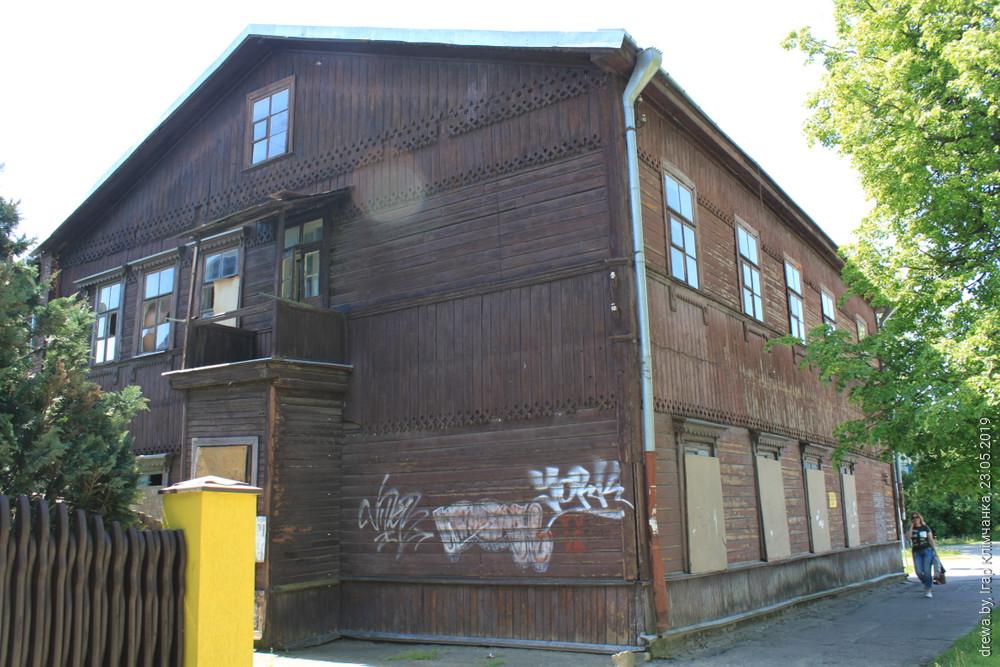 Гродна, вул.17 Верасня-53