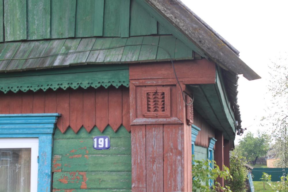 """Васілевічы, Забудова раёну """"Брэлі"""" ( Савецкая  - 191)"""