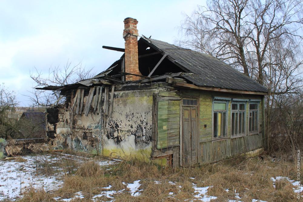 Чэрніхава. Школа 1920-39г.